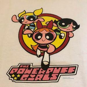 The PowerPuff Girls vintage shirt Cartoon Network